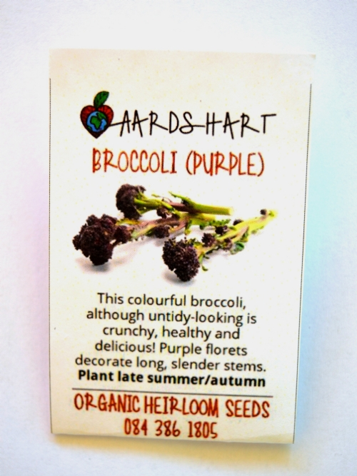 Broccoli (Purple)