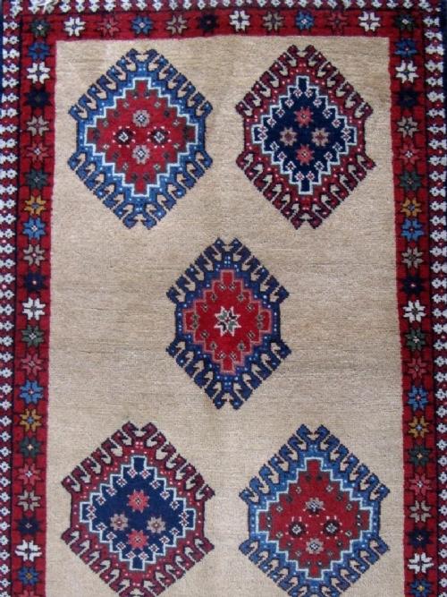 Original Persian Rug - Yalameh