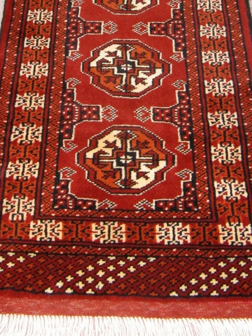 Original Persian Rug - Turkoman