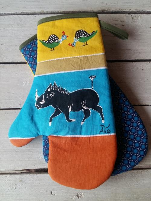 Oven Gloves Warthog