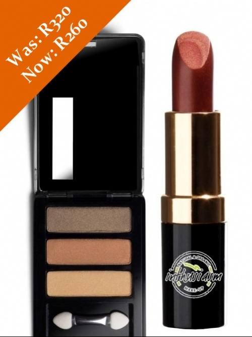 Eye Shadow & Lipstick Special (Brown/Earth)
