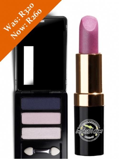 Eye Shadow & Lipstick Special (Purple/Passion)