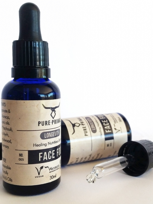 Face Food Natural Skin Toner