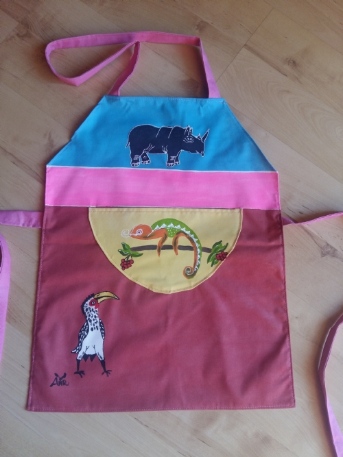 Children Apron Hornbill