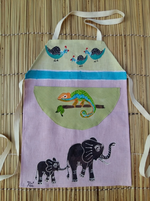 Children Apron Elephant 2