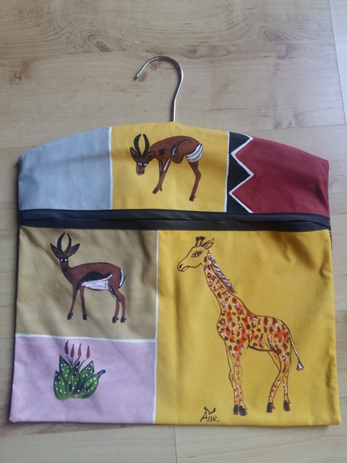 Storage Bag Giraffe 2