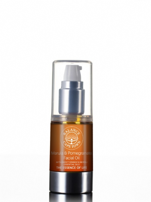 Balance Marula & Pomegranate Facial Oil