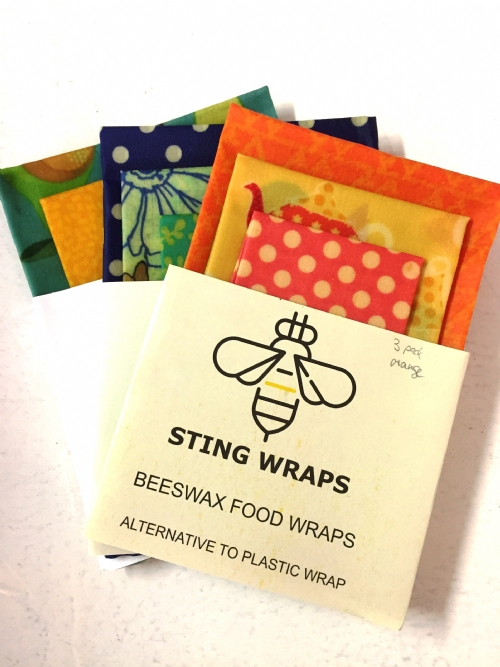 Sting Wraps - 3 pack