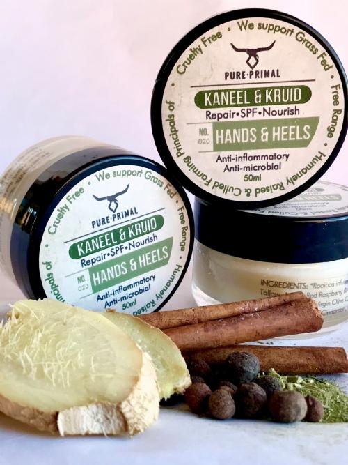 Hands and Heels - Healing Balm