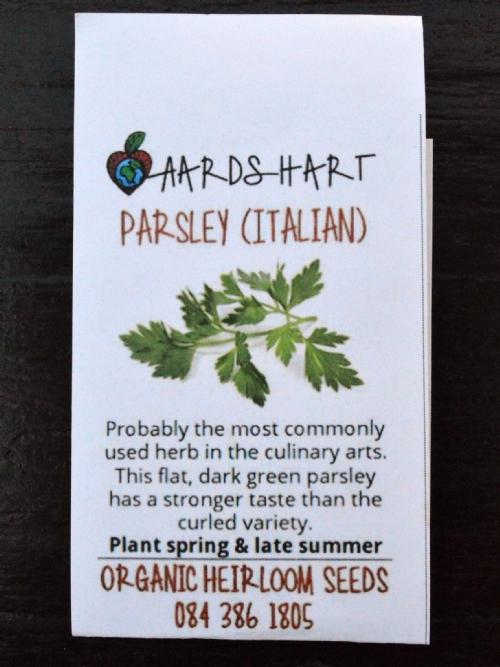 Parsley (Italian)