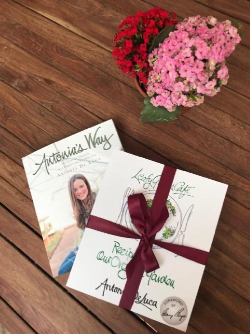 Book Combo - Antonia