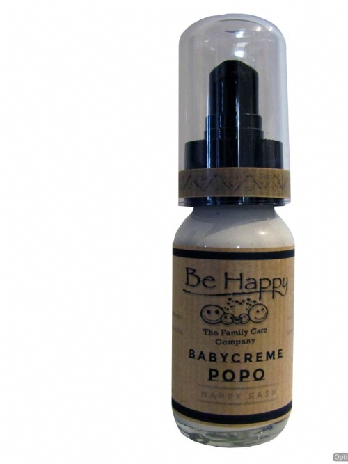 Baby Creme POPO Red Clover