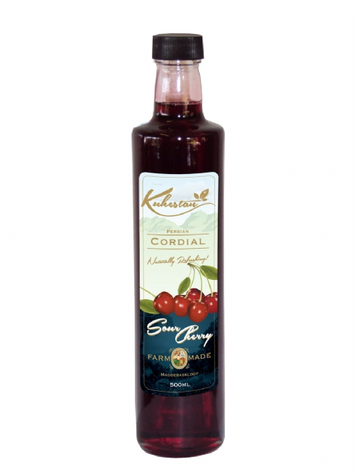 Sour Cherry Cordial