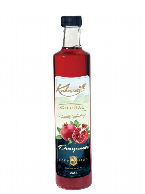 Pomegranate Cordial