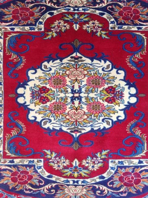 Original Persian Rug - Kasham