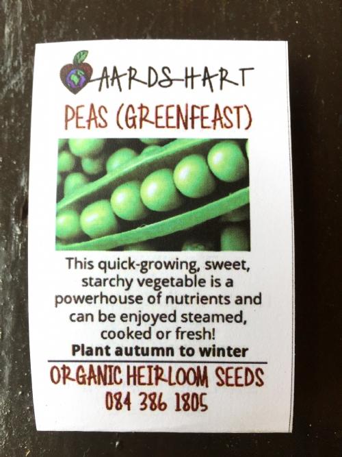 Peas (Greenfeast)