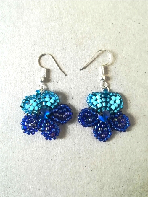 Earrings Daisy - Small
