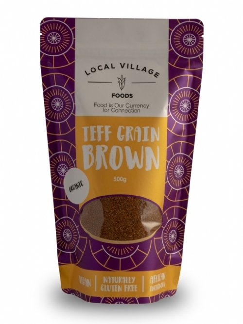 Teff Grain (Brown)