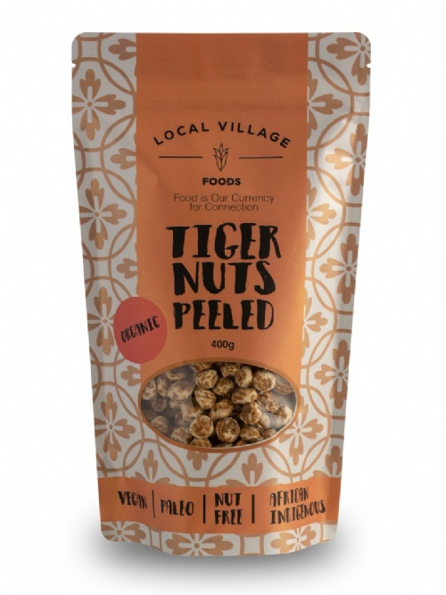 Tiger Nuts (Peeled)