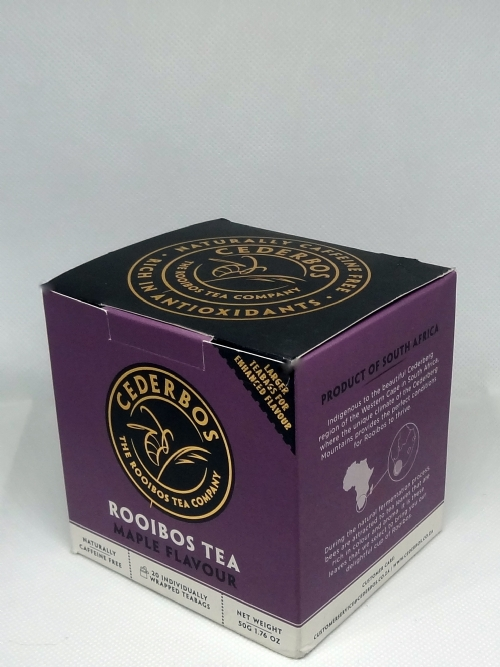Rooibos Tea - Maple