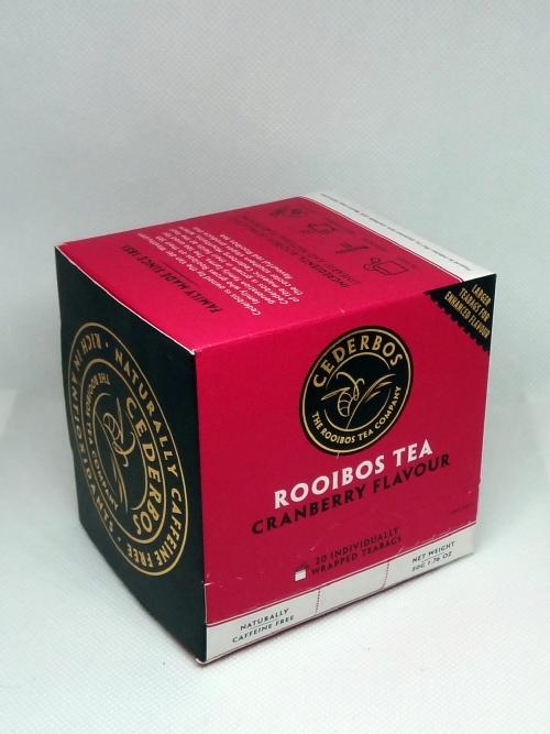Rooibos Tea - Cranberry