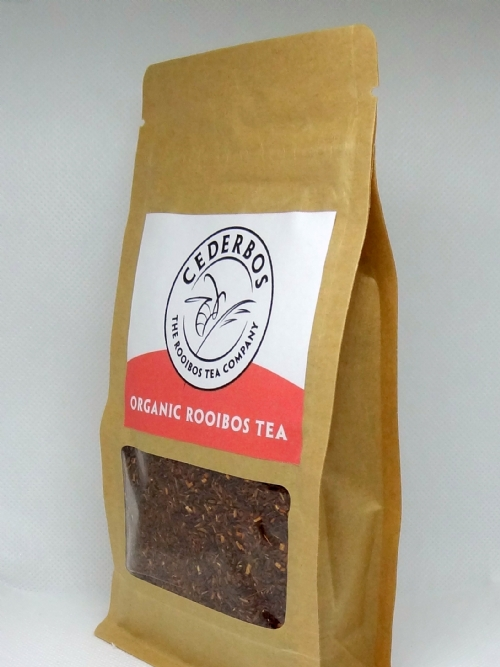 Organic Rooibos Tea (Loose Leaf) - Natural
