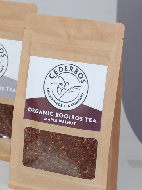 Organic Rooibos Tea (Loose Leaf) - Maple & Walnut