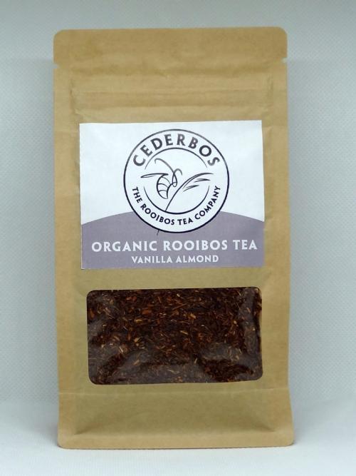 Organic Rooibos Tea (Loose Leaf) - Vanilla & Almond