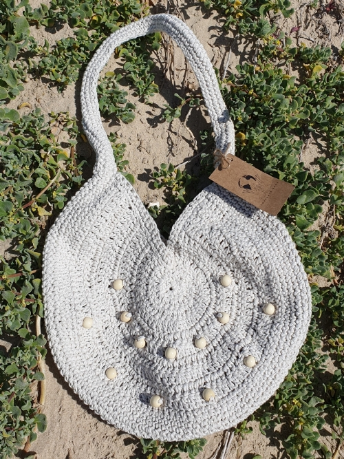 Crocheted Everyday Bag