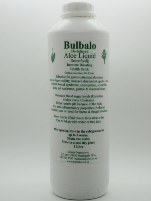 Bulbalo Aloe Liquid