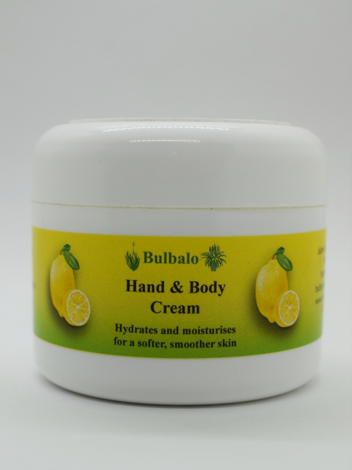 Bulbalo Hand & Body Cream