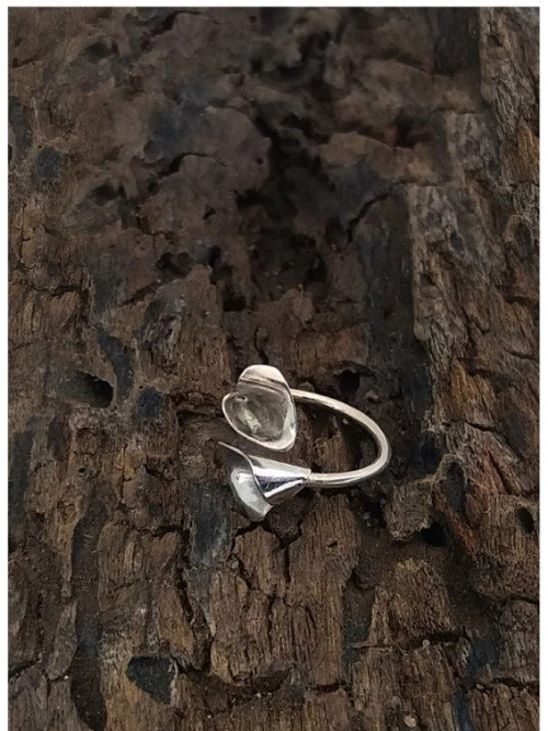 Arum Lily Ring