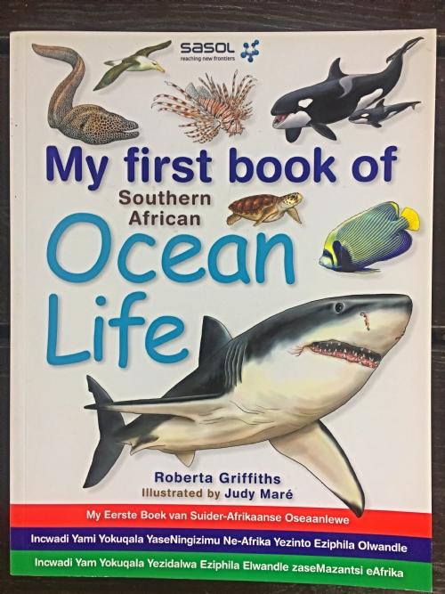 Wildlife Books - Ocean Life