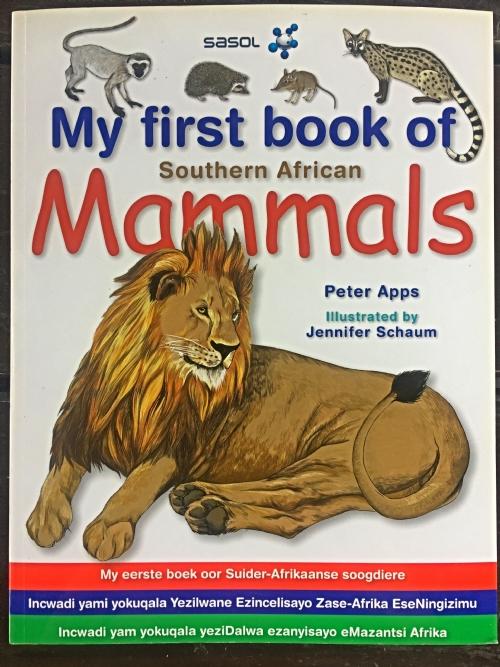 Wildlife Books - Mammals