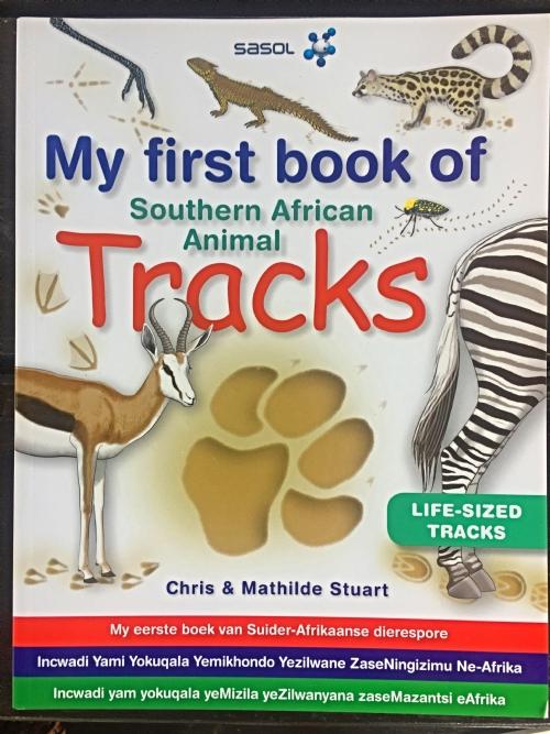 Wildlife Books - Tracks