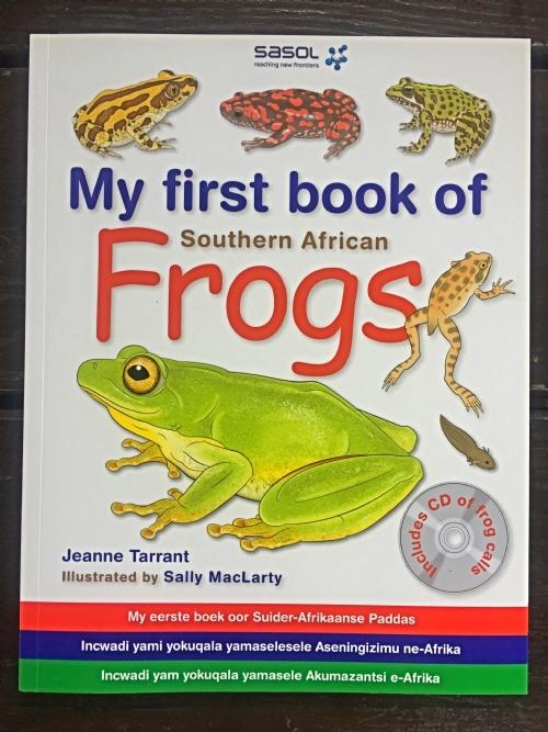 Wildlife Books - Frogs