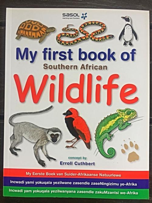 Wildlife Books - Southern African Wildlife