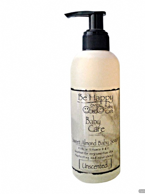 Be Happy Baby Care Soap - Unscented