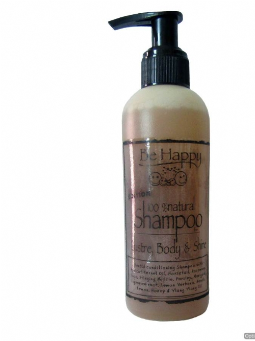 Be Happy Shampoo - Lustre, Body & Shine