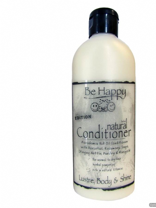 Be Happy Conditioner, Lustre, Body & Shine