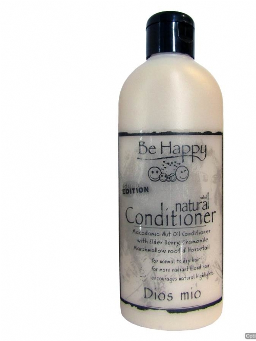 Be Happy Conditioner, Dios Mio (blond hair)