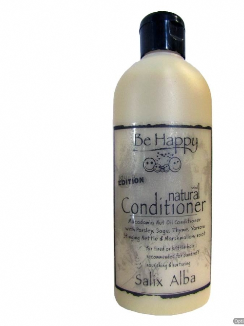 Be Happy Conditioner, Salix Alba (anti-dandruff)