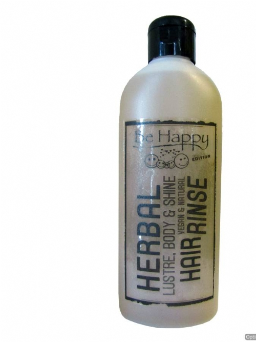 Be Happy Herbal Hair Rinse, Lustre