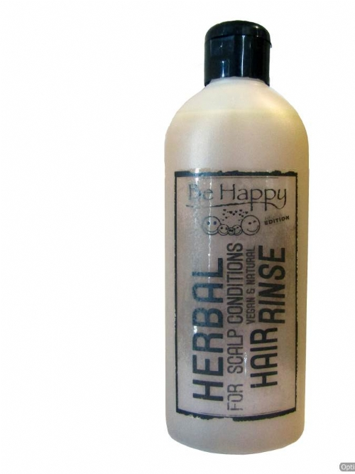 Be Happy Herbal Hair Rinse - for scalp conditions
