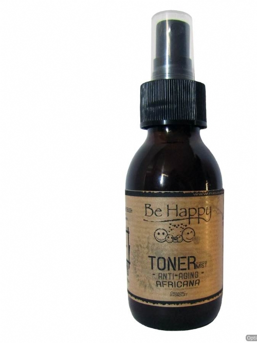 Be Happy Hydrolat Toner - AFRICANA
