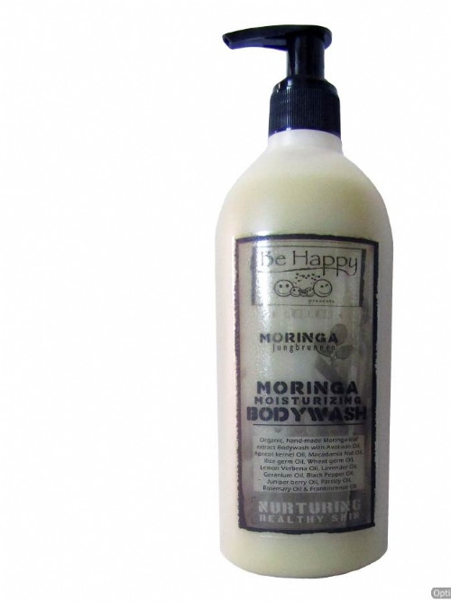Be Happy Creme Bodywash  ~ Moringa VX (moisturising)