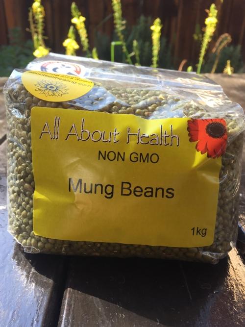 Mung Beans, 1kg