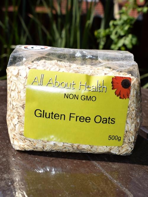 Gluten-free Rolled Oats - 500g