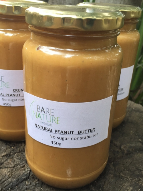 Peanut Butter - smooth, 450g