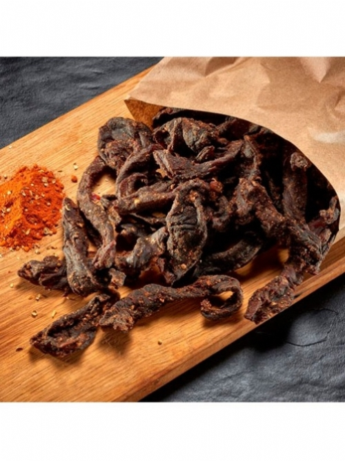 Biltong chilli snapsticks, 150g pack